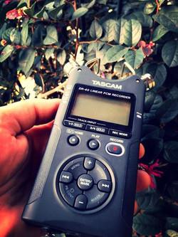 Capturing Sounds