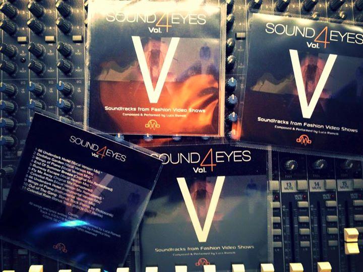 Sound 4 Eyes Vol.V Covers
