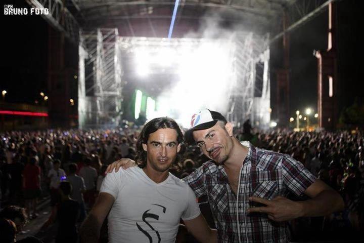 Live a Torino DEADMOU5_con Luca Onere .