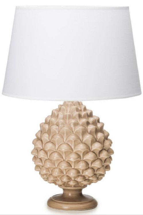 Lampada Pigna in Porcellana