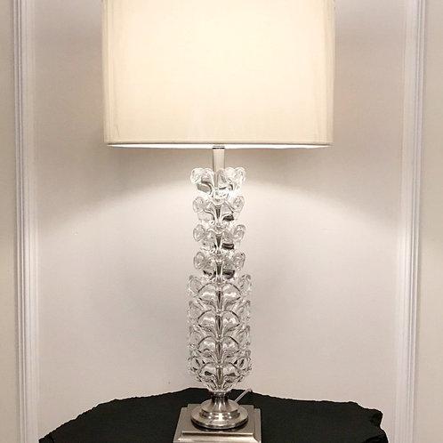 Lampada in Vetro Soffiato