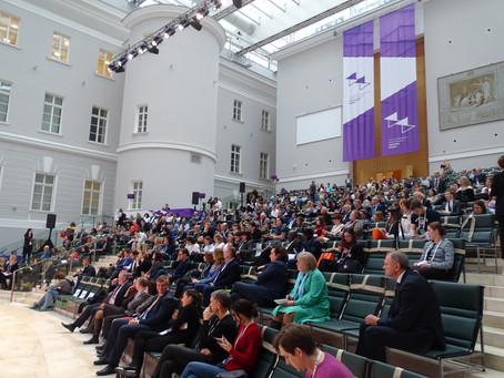 На МКФ 2018 в Санкт-Петербурге