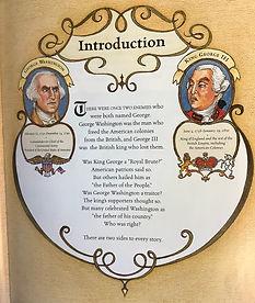 George Vs George Introduction