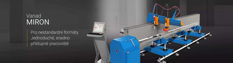 Laserové rezanie | Vanad Miron
