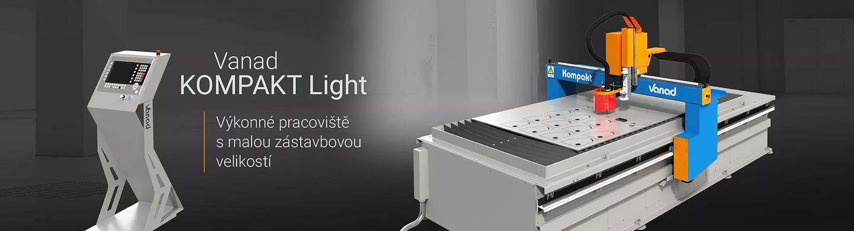 Vanad Kompakt light | Páliace stroje Vanad