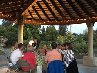 Bradner Gardens Park Game Night/Pizza Dinner