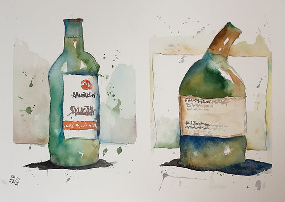 Bottle_two | PRINT