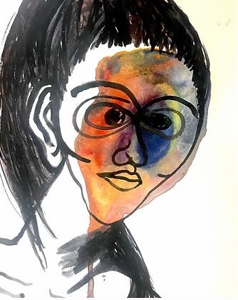 Portrait of a Lady | PRINT
