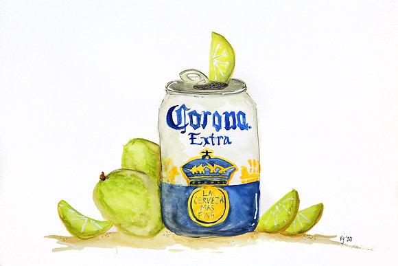 Corona Time