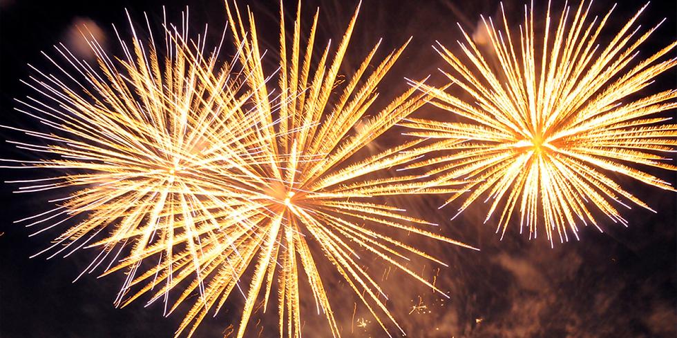 New Year's Eve Prayer & Praise