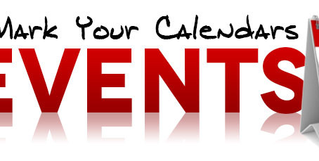Upcoming Events At-A-Glance