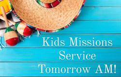 Kingdom Kids: Missions Sunday (Mexico)