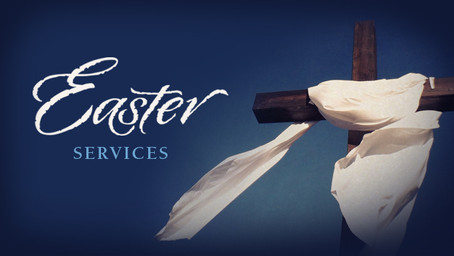 2021 Easter Services