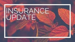 Insurance Update!