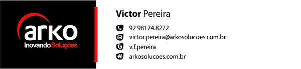 Arko - Assinatura e-mail - Victor Pereir