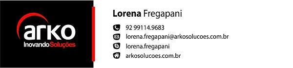 Arko - Assinatura e-mail - Lorena Fregap