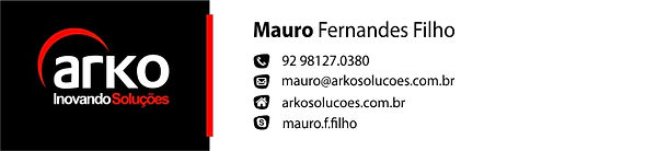 Arko - Assinatura e-mail - Mauro Fernand