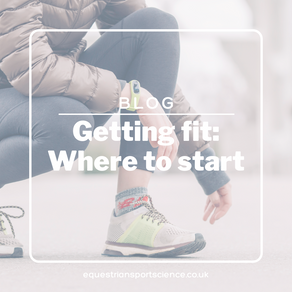 Getting Fit in 2021: Where to Start?