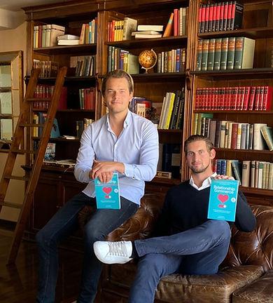 Venture Wizards Startup Beratung und Coaching Buch Relationship Commerce von den Autoren Willi Ibbeken und Andreas Pavlenko