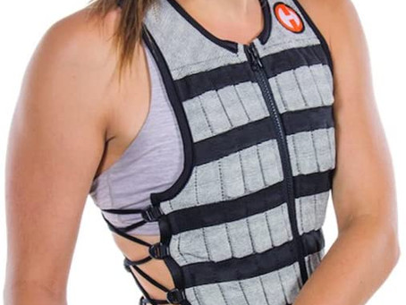 The TOP #10 MOST EFFECTIVE TYPES OF FITNESS EQUIPMENT IN THE MARKET. Part 1.  Weighted Vest/Chin-up