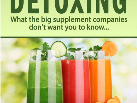 REVEALED: The Truth About Detox Diets And What They Are Really Doing To Your Body!