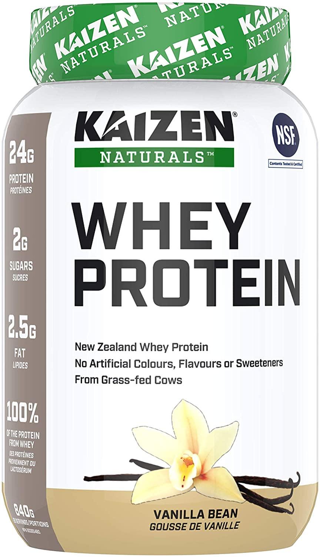 Kaizen Whey Protein Powder