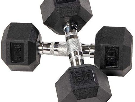 THE TOP #10 MOST EFFECTIVE FITNESS EQUIPMENT IN THE MARKET. PART 2.  The Dumbbell