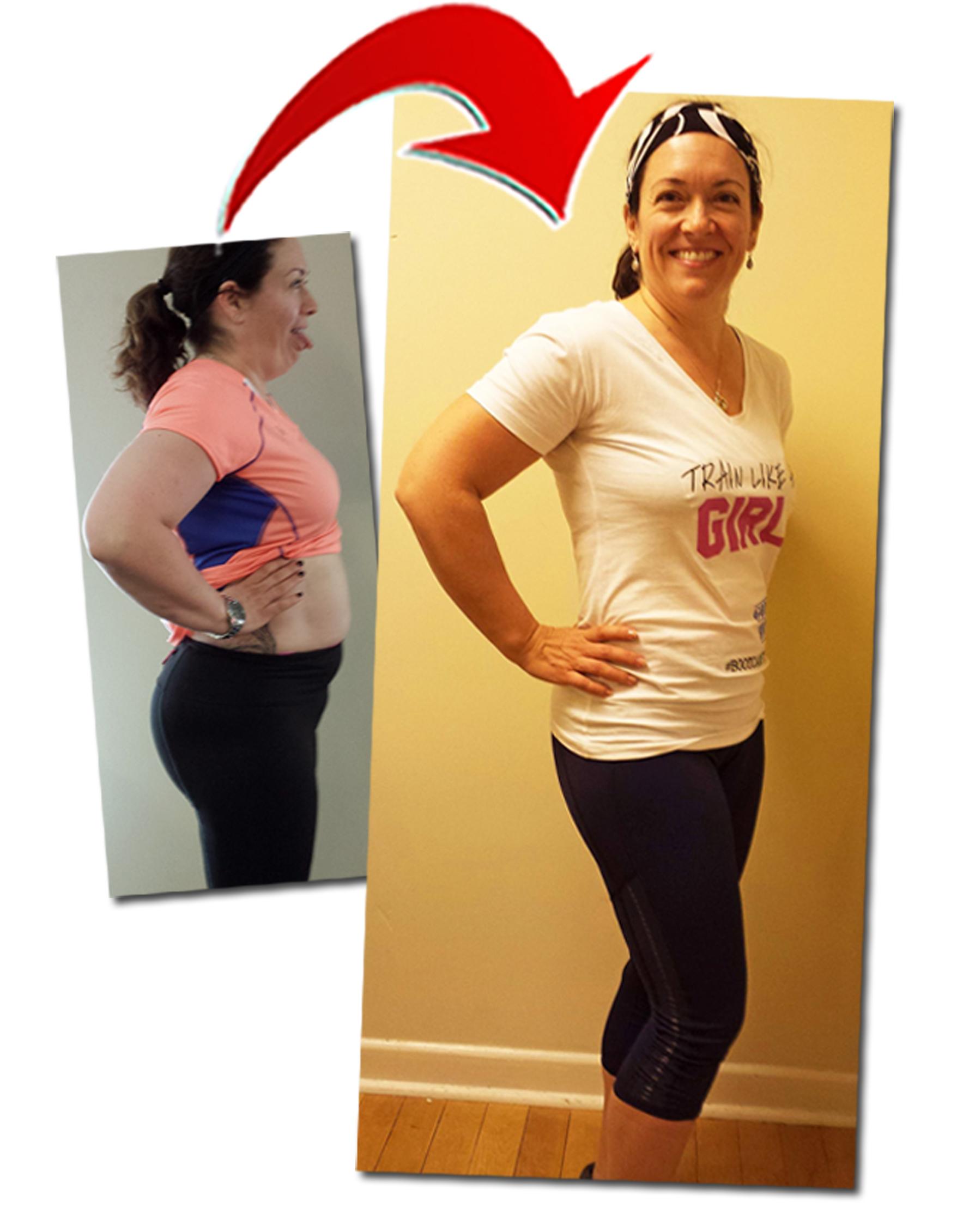 Carolyn- 15 lbs !