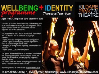 Well-being + Identity