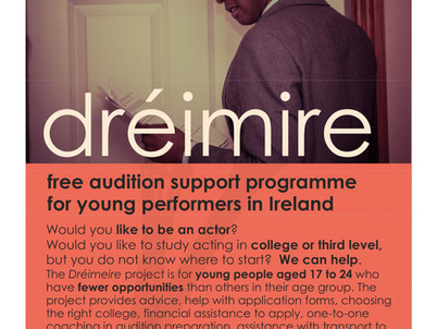 Crooked House Secures Funding for New Project: Dréimire