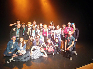 KYT bring new play, Indigo, to Scotland's National Festival of Youth Theatres