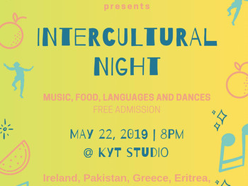 #TheRoom: Intercultural Night!