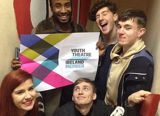NAYD changes its name to Youth Theatre Ireland