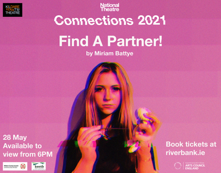 Connections 2021: Director Shane Hickey-O'Mara Reflects on Directing Find A Partner!