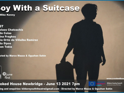 SHOW: Boy With A Suitcase