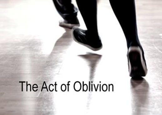 Act Of Oblivion