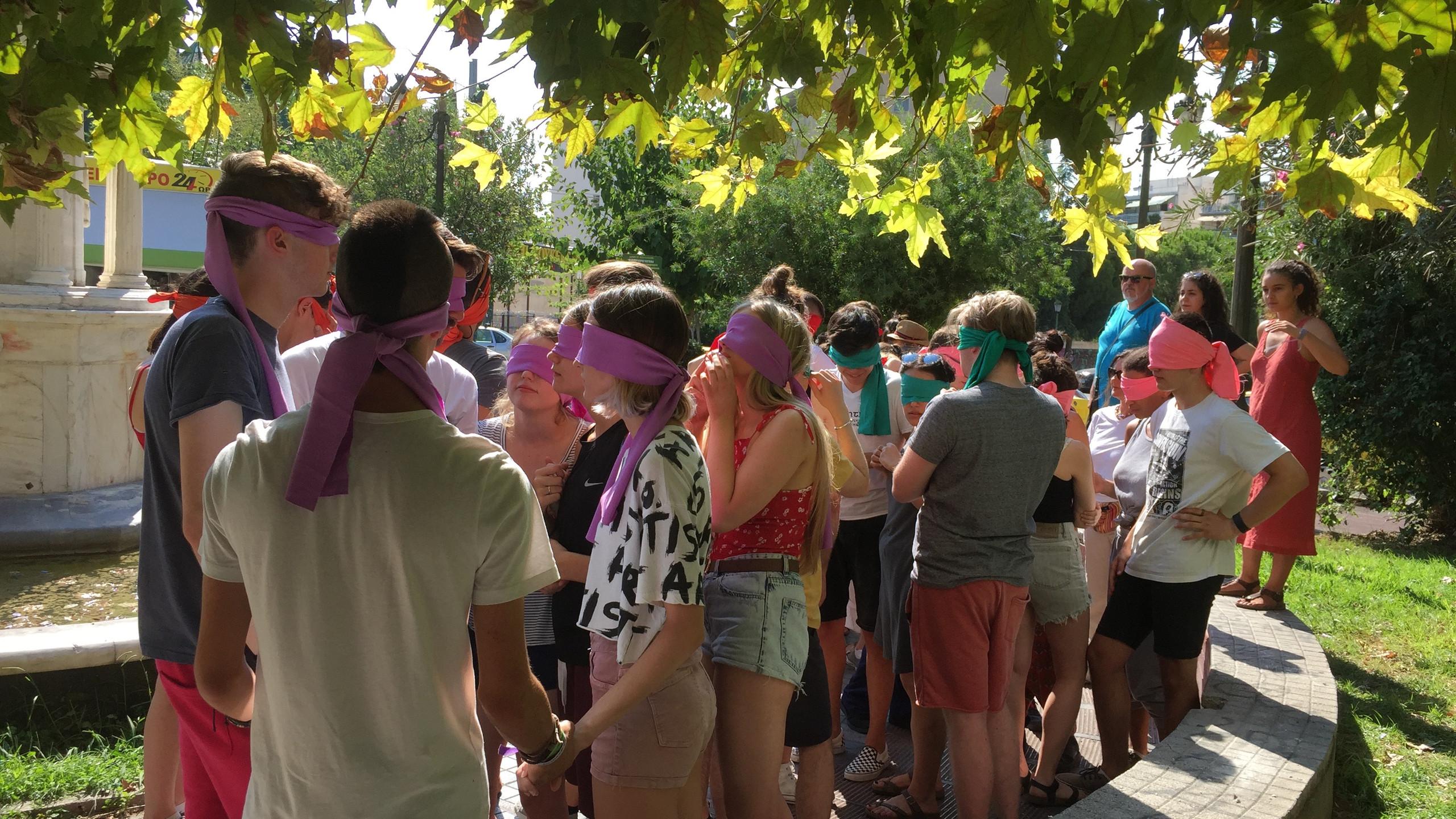 Supplicants Youth Exchange Activities_Erasmus +