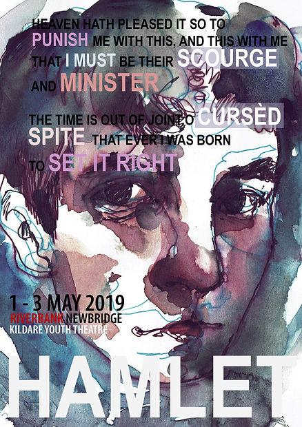 Hamlet 2019 Poster