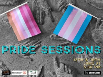 UPCOMING WORKSHOPS: Pride Workshops