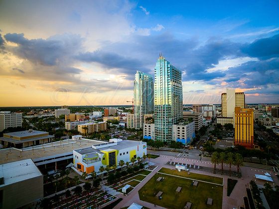 Downtown Tampa FL