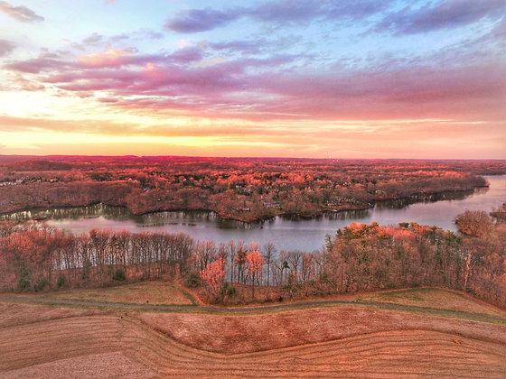 New Jersey Sunset 2
