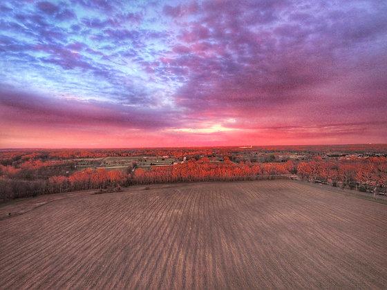 New Jersey Sunset 1
