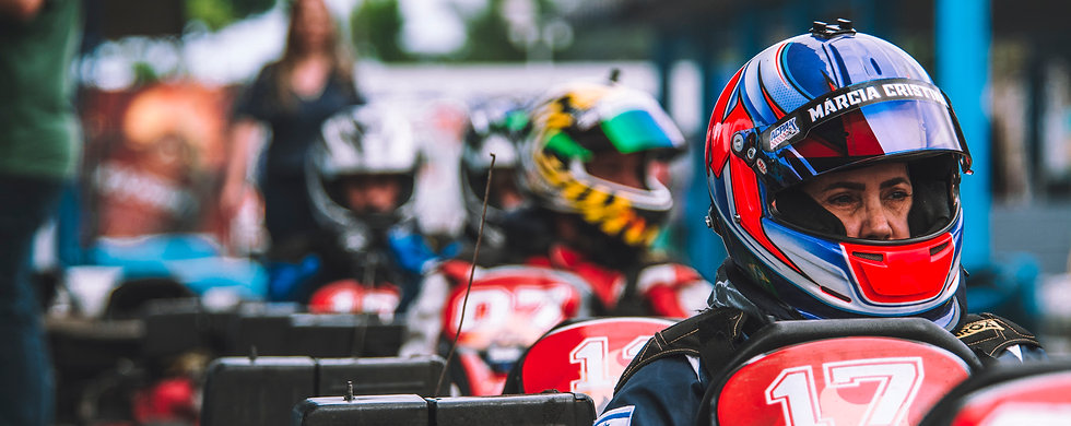 Corrida Indoor | Kartódromo Internacional da Serra.