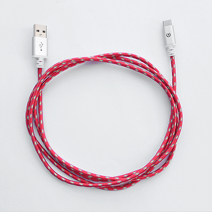 Red Royal - USB Type-C - 1.5m/4.9ft