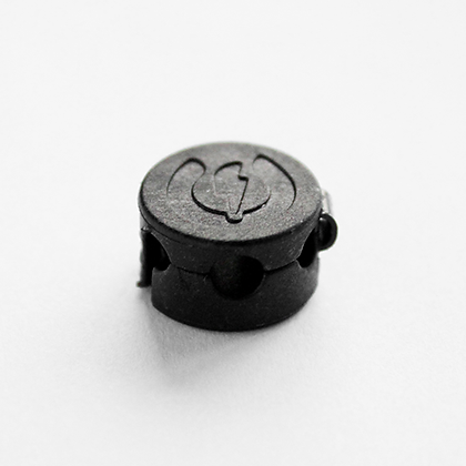 Magnetic Cable Clip - Pair in Black