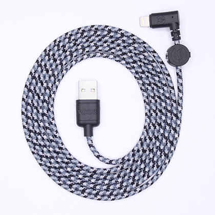 Concrete - Lightning Cable - 1.8m/5.9ft