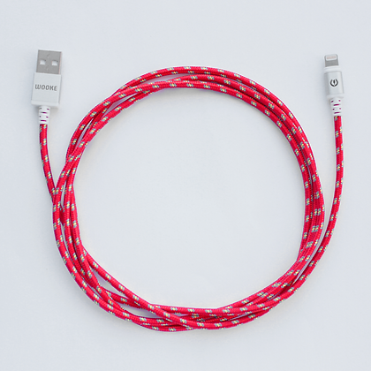 Red Royal - Lightning Cable - 1.5m/4.9ft