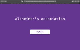 UX/UI Design-Donation Page