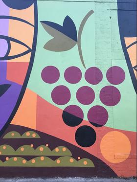 Mural Animation