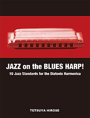 JAZZ on the BLUES HARP!!cover.png